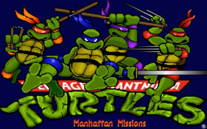 Teenage Mutant Ninja Turtles: Manhattan Missions 1