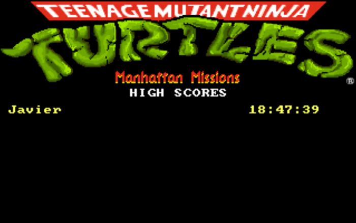 Teenage Mutant Ninja Turtles: Manhattan Missions 2