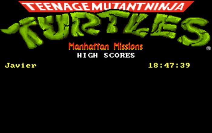 Teenage Mutant Ninja Turtles: Manhattan Missions 2
