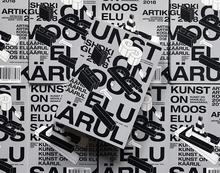 <cite><span>Kunst on moos elu saiakäärul: </span>Artishok articles collection 2006–2018</cite>