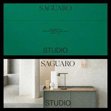 Saguaro visual identity