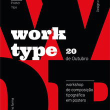 Worktype posters