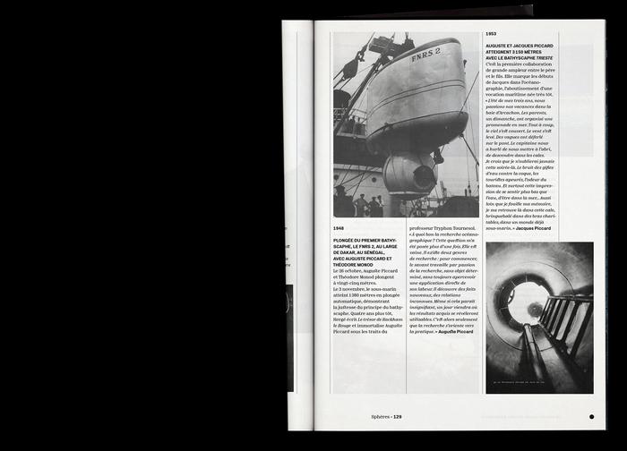Sphères magazine 1