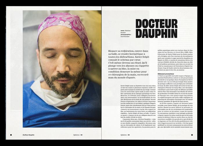 Sphères magazine 6