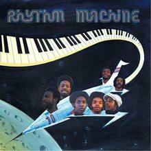 Rhythm Machine – <cite>Rhythm Machine</cite> album art