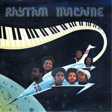 Rhythm Machine – <cite>Rhythm Machine</cite> album art