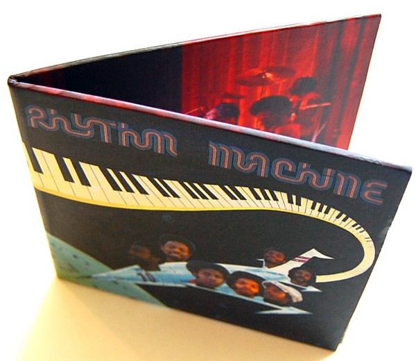 Rhythm Machine – Rhythm Machine album art 2