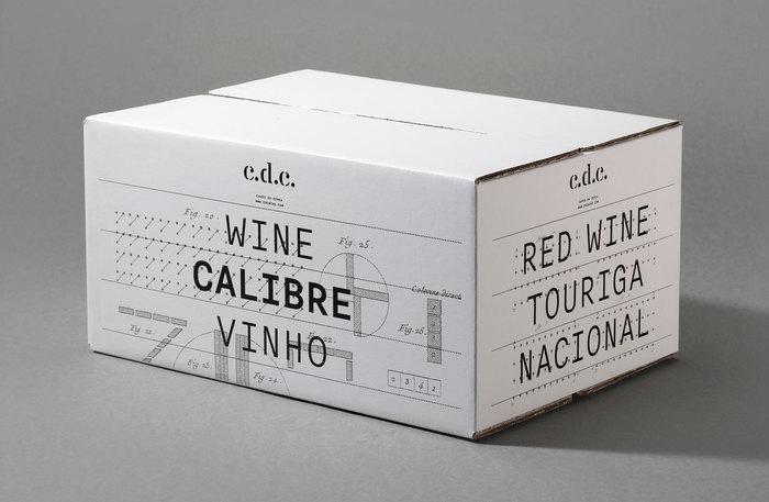Calibre Nº5 wine 1