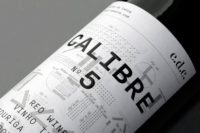Calibre Nº5 wine 4