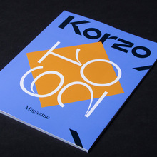 Korzo Theater visual identity