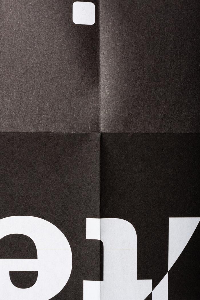 Építészet és kultúra / Természet és építészet poster/brochure 3
