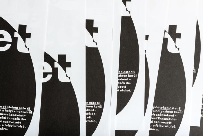 Építészet és kultúra / Természet és építészet poster/brochure 7