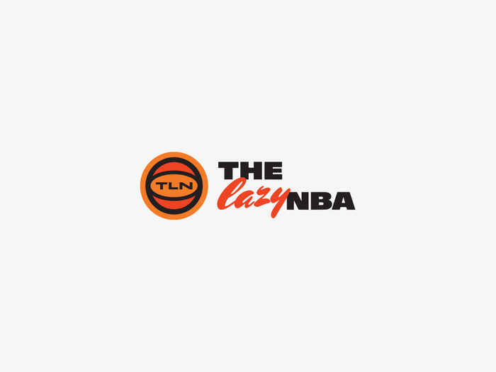 The lazy NBA newsletter 2