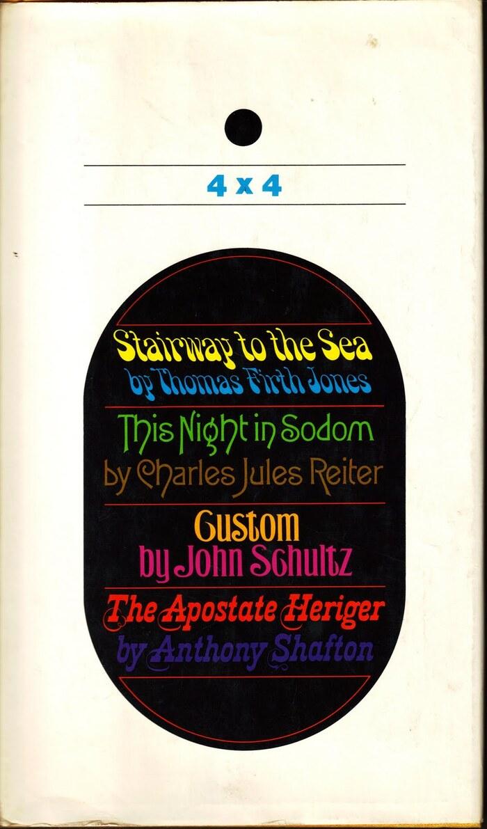4x4 (Grove Press, 1962) 1
