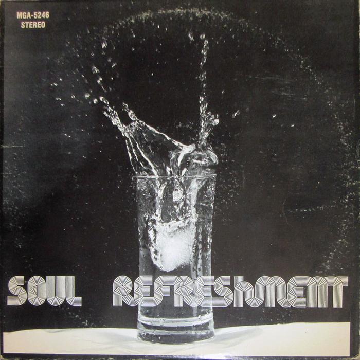 The M.L. King, Jr. Ensemble Movement – Soul Refreshment album art