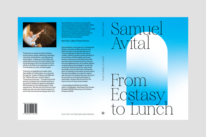 From Ecstasy to Lunch by Samuel Ben-Or Avital 4