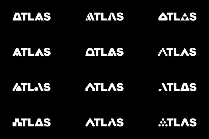 ATLAS Institute visual identity 3