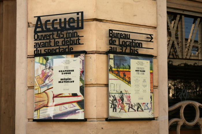 Théâtre des Bouffes du Nord, 2016–17 2