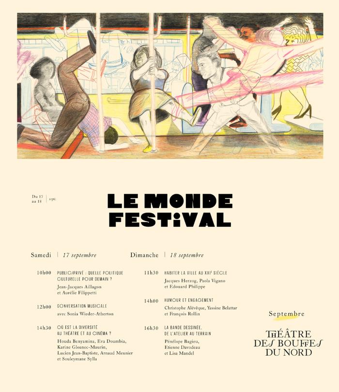 Théâtre des Bouffes du Nord, 2016–17 4
