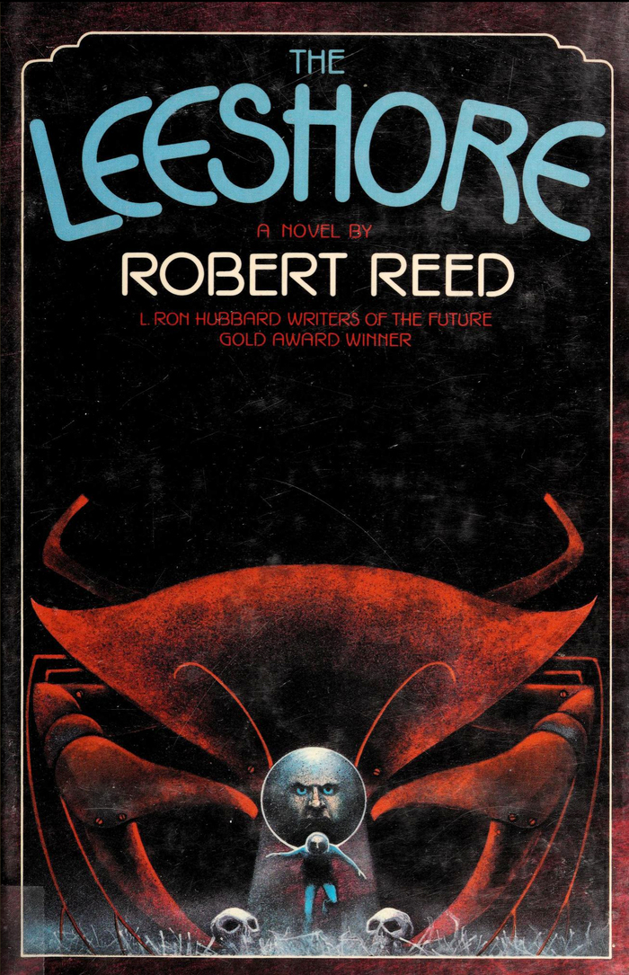 The Leeshore by Robert Reed (Donald I. Fine) 1