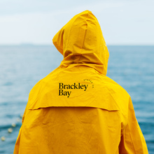 Brackley Bay Oyster Co. visual identity
