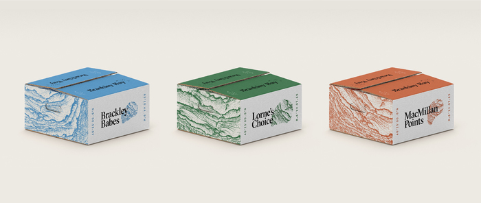 Brackley Bay Oyster Co. visual identity 3