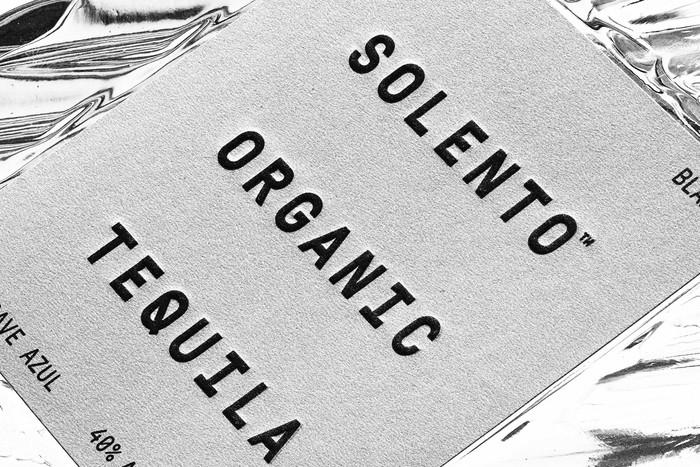 Solento Organic Tequila 9