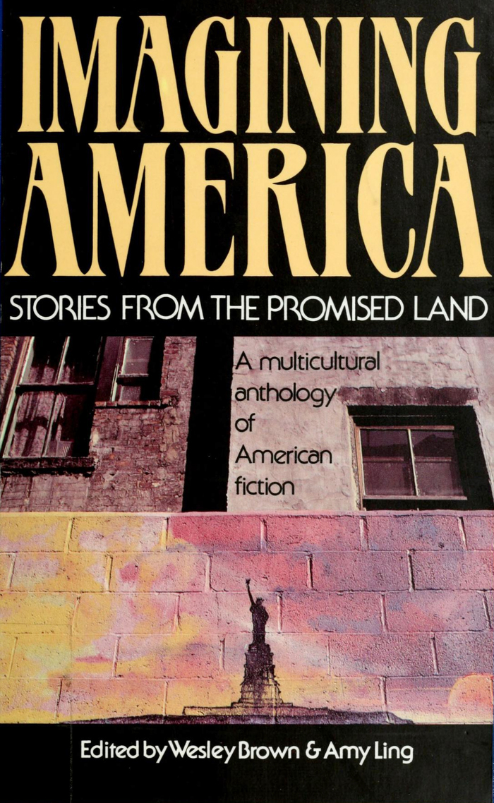 Cover photograph by Philip Pocock of a wall mural by Burnett Hord, Jr., Liberty Welcomes All.