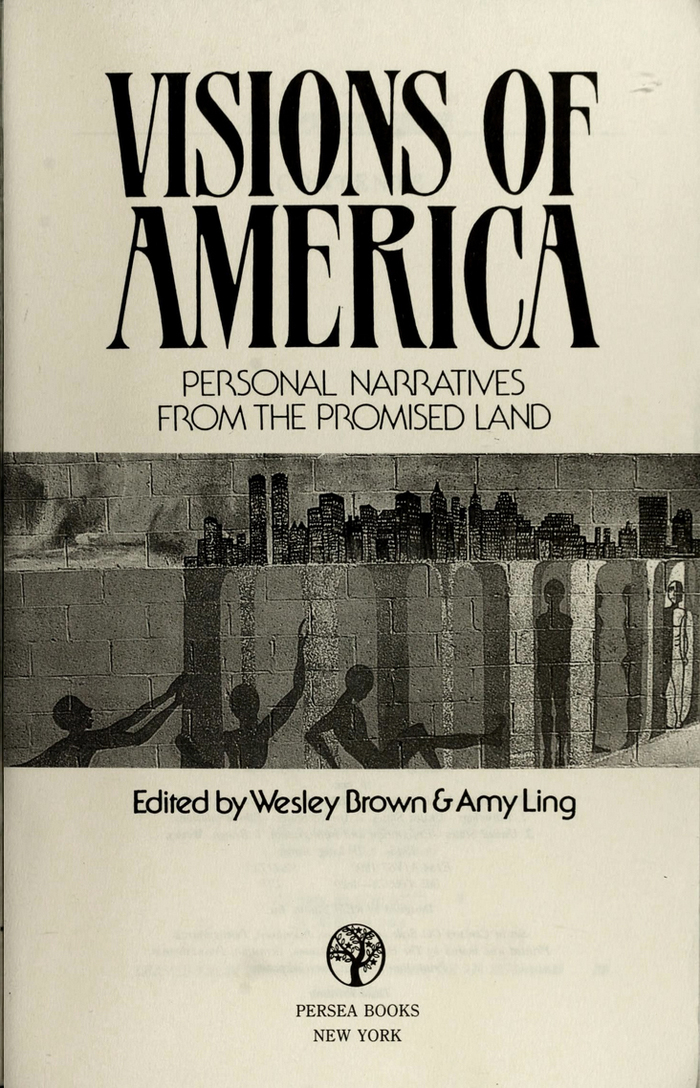 Imagining America (1991) and Visions of America (1993), Persea Books 4