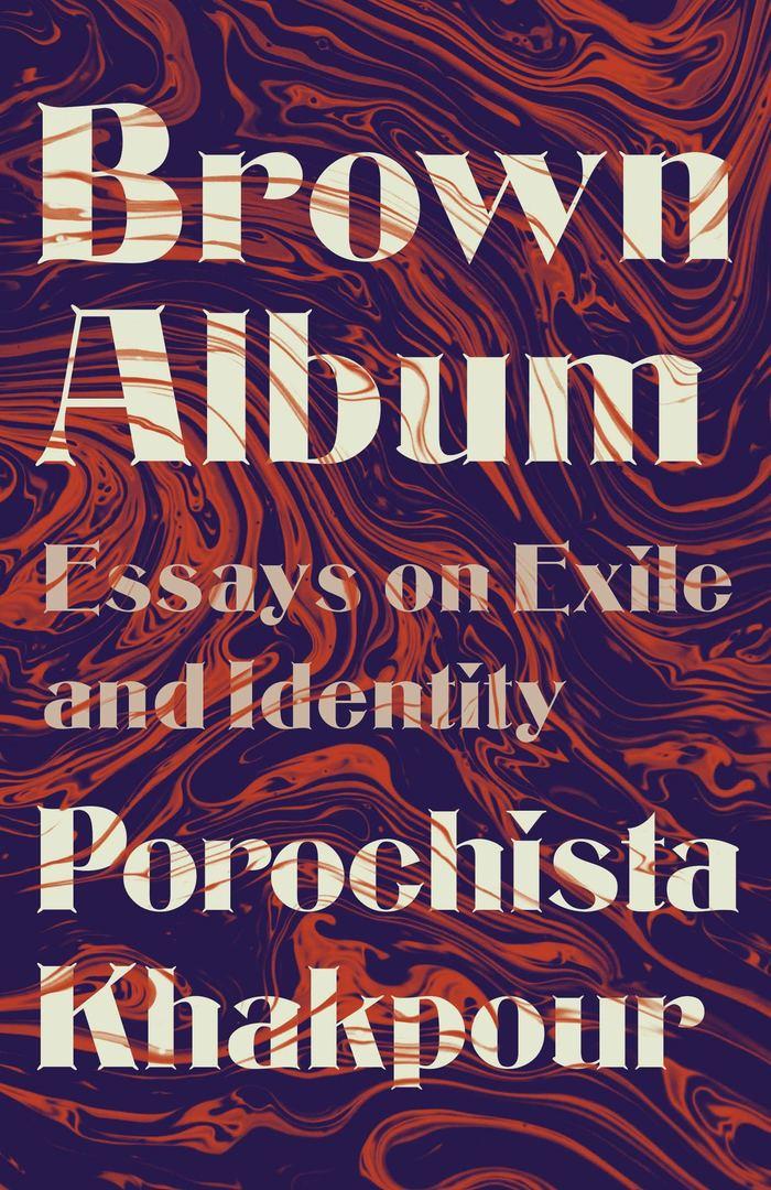 Brown Album by Porochista Khakpour, Vintage
