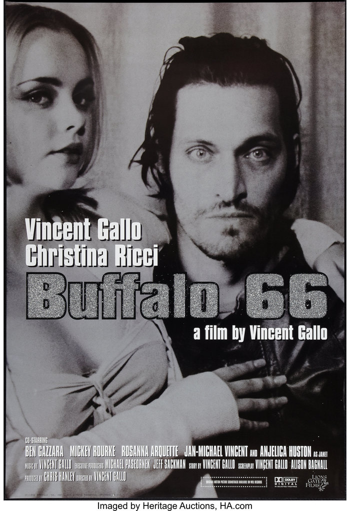 Buffalo 66 (1998) movie poster 1