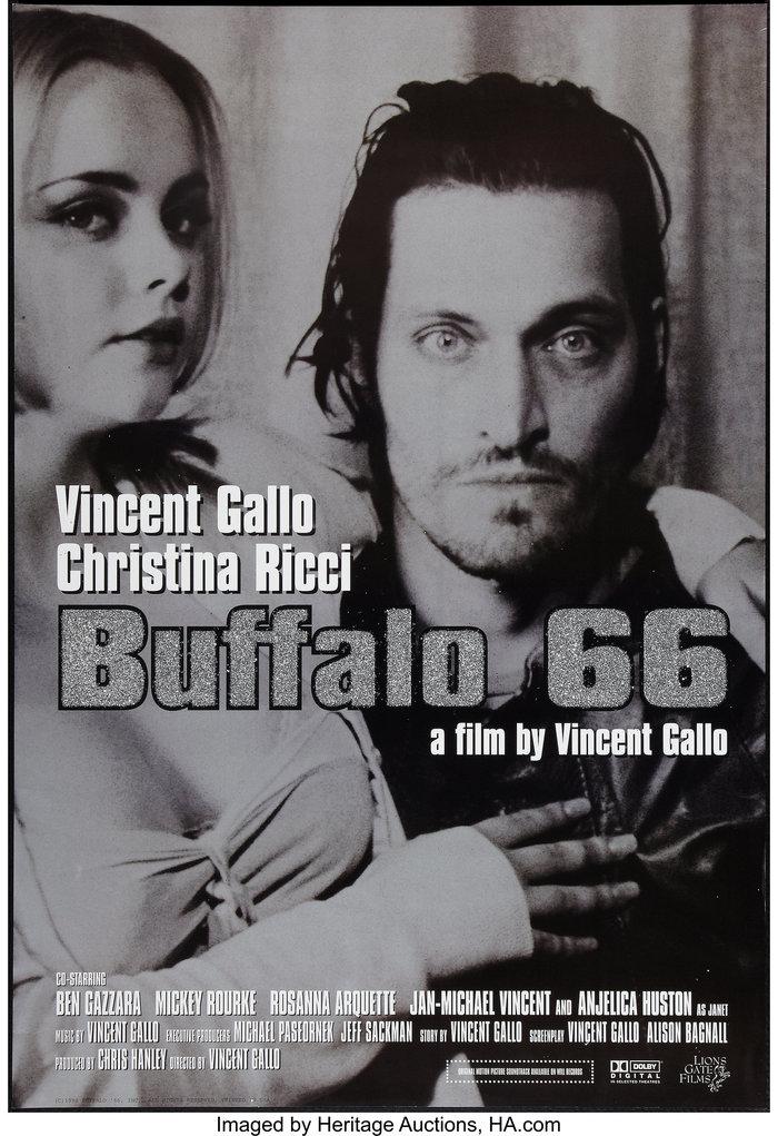 Buffalo 66 (1998) movie poster 1