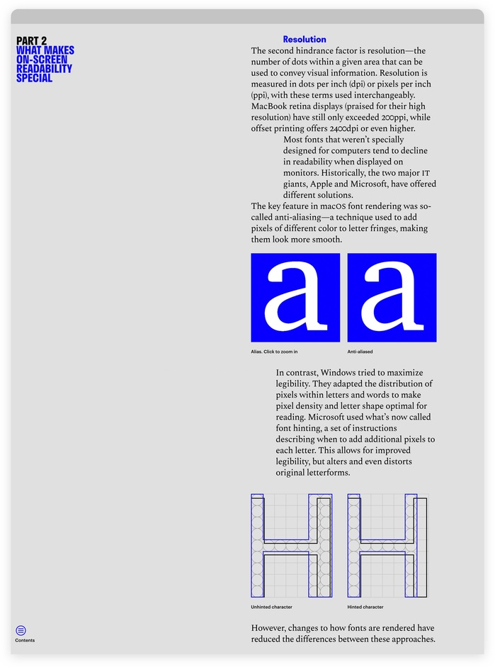 Part 2 features more Stratos and Spectral, both by . The letter a in the illustration is from .