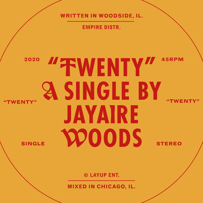 Jayaire Woods 2020 singles 3