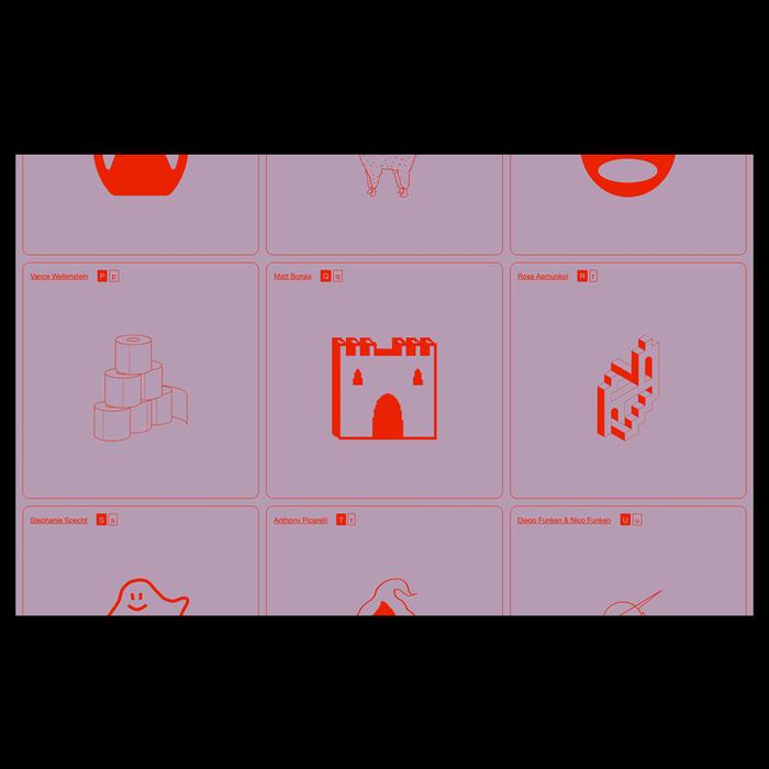 Good Glyphs No. 1 website 5