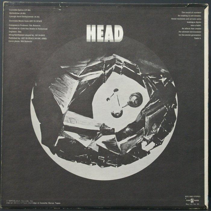 Head – Head album art 2