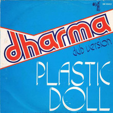 "Dharma – ""Plastic Doll"" Italian single sleeve"