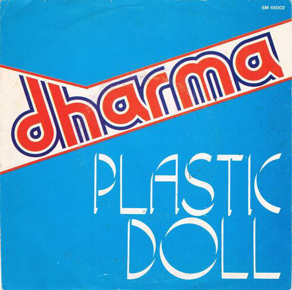 "Dharma – ""Plastic Doll"" Italian single sleeve 2"