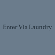 Enter Via Laundry website