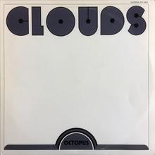Lino &amp; Pasquale Castiglione – <cite>Clouds</cite> album art