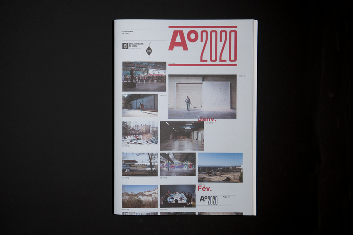 A°2020, le magazine de l'Anthropocène 1