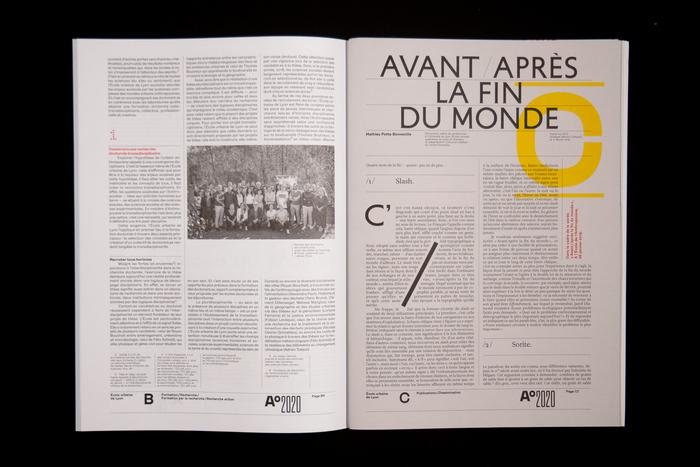 A°2020, le magazine de l'Anthropocène 4
