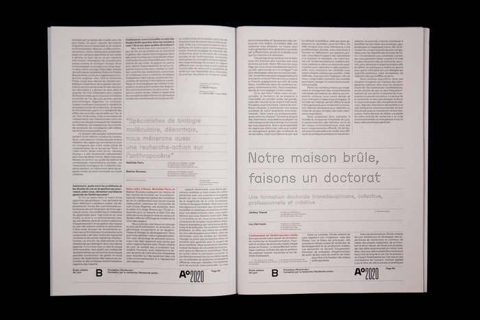 A°2020, le magazine de l'Anthropocène 7