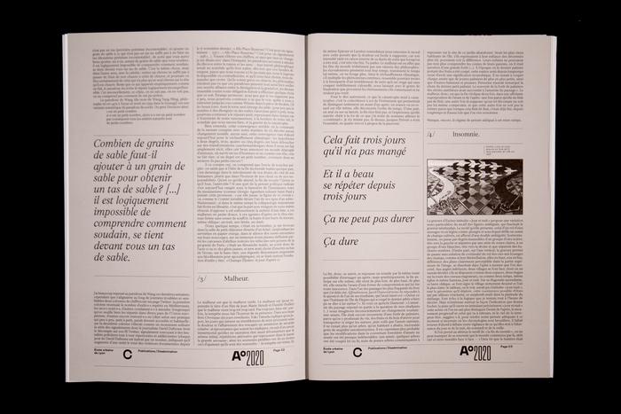 A°2020, le magazine de l'Anthropocène 8