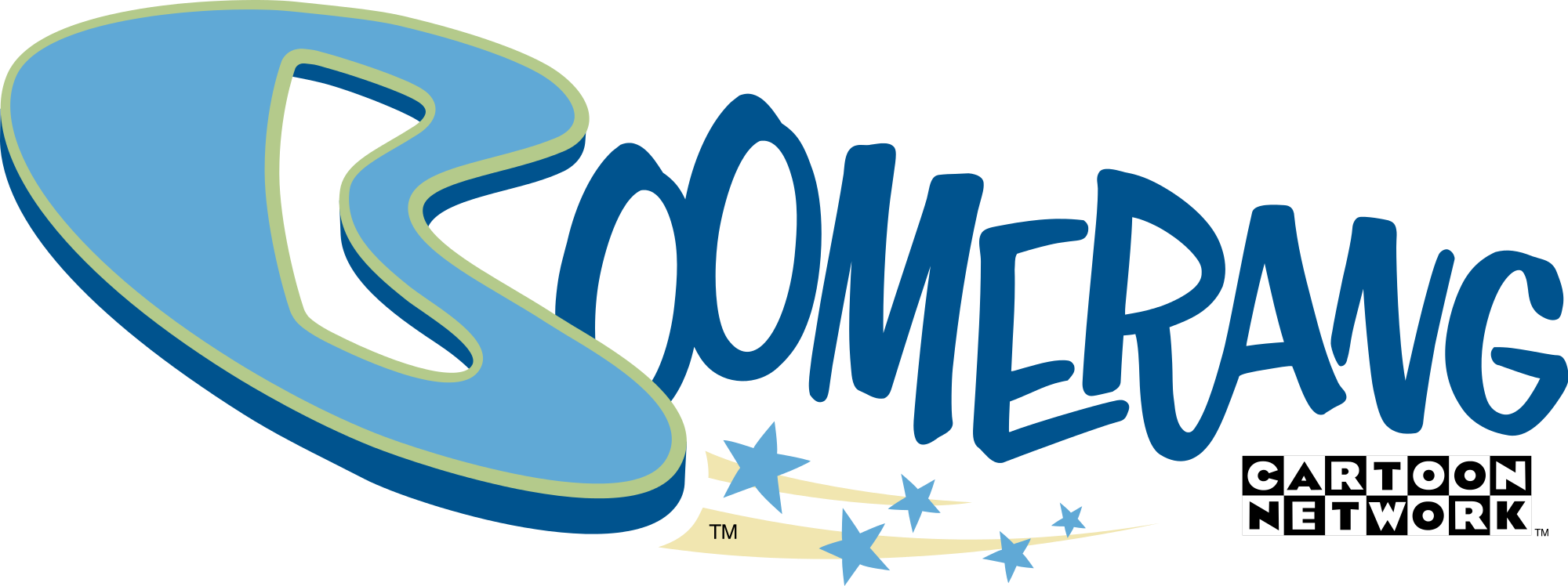 Boomerang From Cartoon Network Logos 2000 2015 Fonts In Use