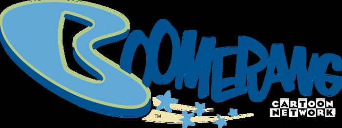 Boomerang from Cartoon Network logos (2000–2015) 1
