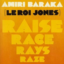 <cite>Raise Race Rays Raze</cite> by Imamu Amiri Baraka