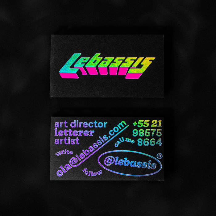 Lebassis business cards 2