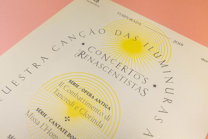 Canção das Iluminuras: Concertos Renascentistas 5