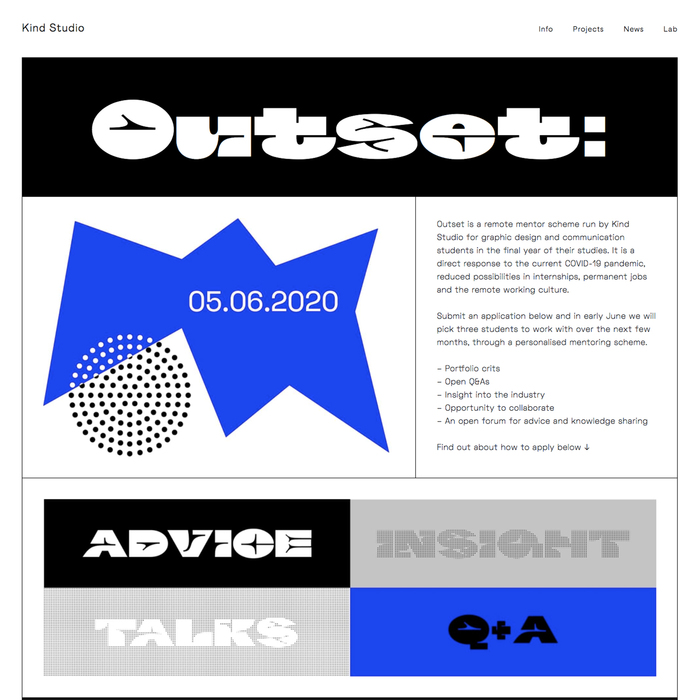 Outset 2020 by Kind Studio 4